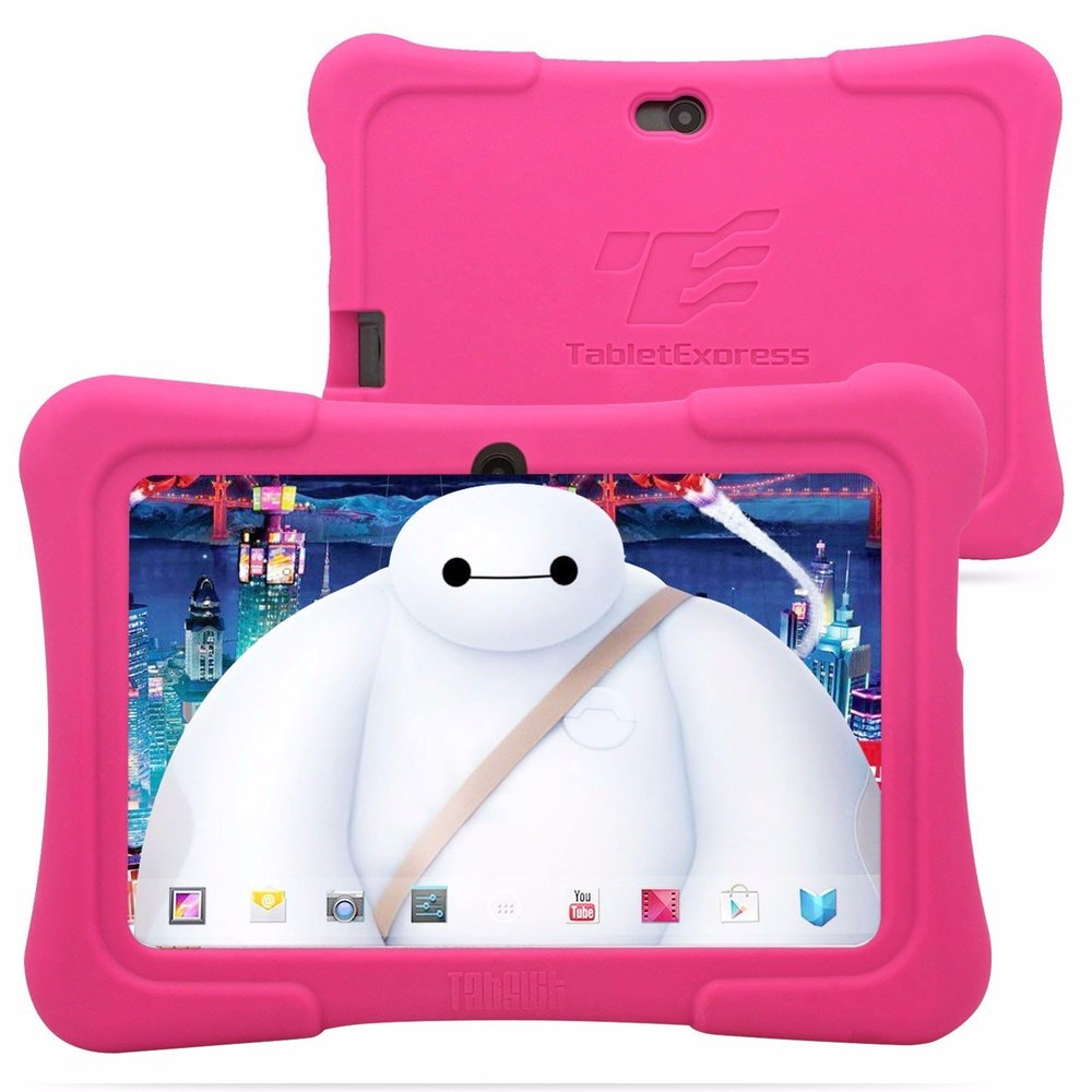 Mompreneur on Fire - Tablet for Kids