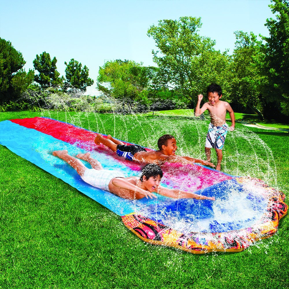 Mompreneur on Fire - Slip N Slide