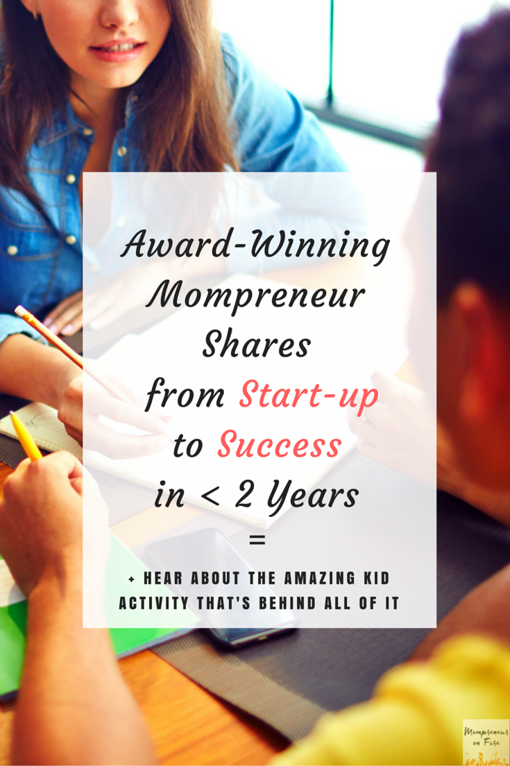 Mompreneur on Fire - Curiosity Box