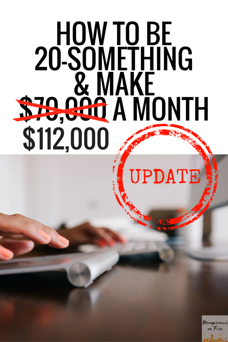 Mompreneur on Fire- Making Sense $112k A Month