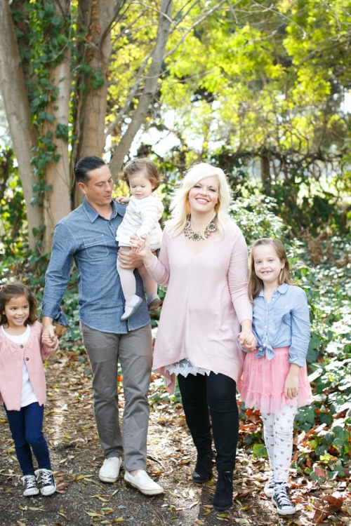 Mompreneur on Fire - Rachel Reeve Family