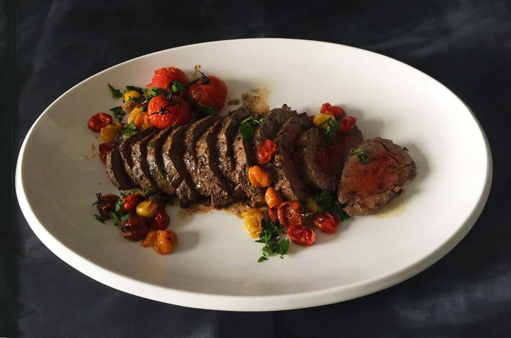 Beef Tenderloin for your holiday festivities