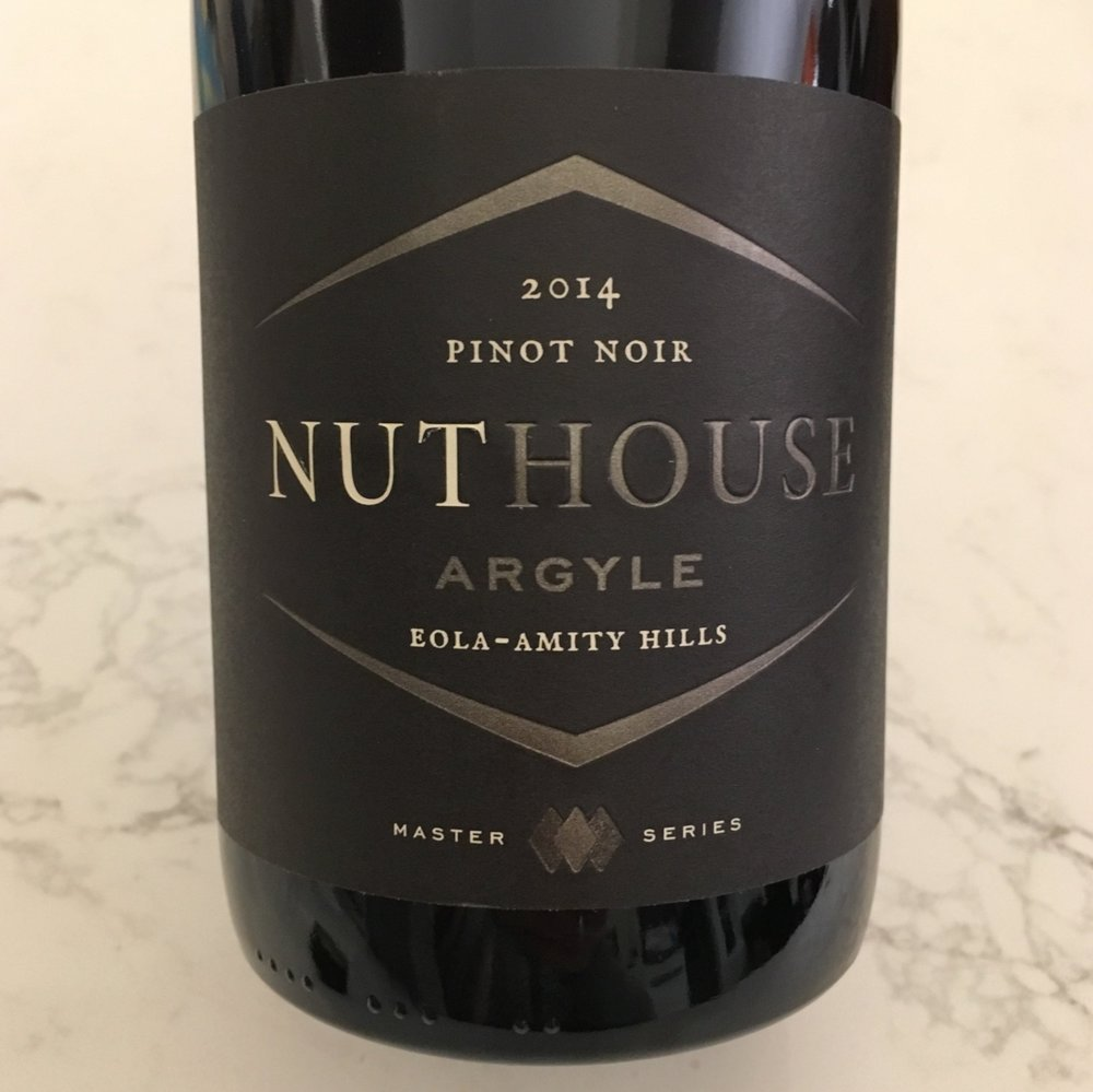 Argyle 2014 Nuthouse Pinot Noir