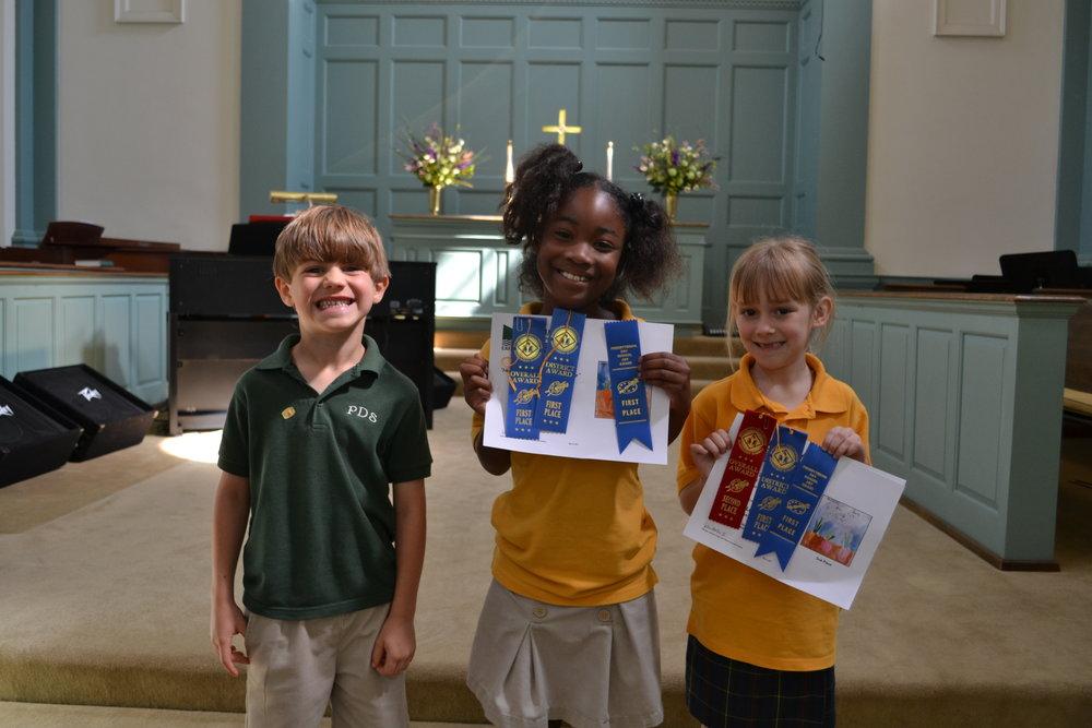 MAIS State Art Winners