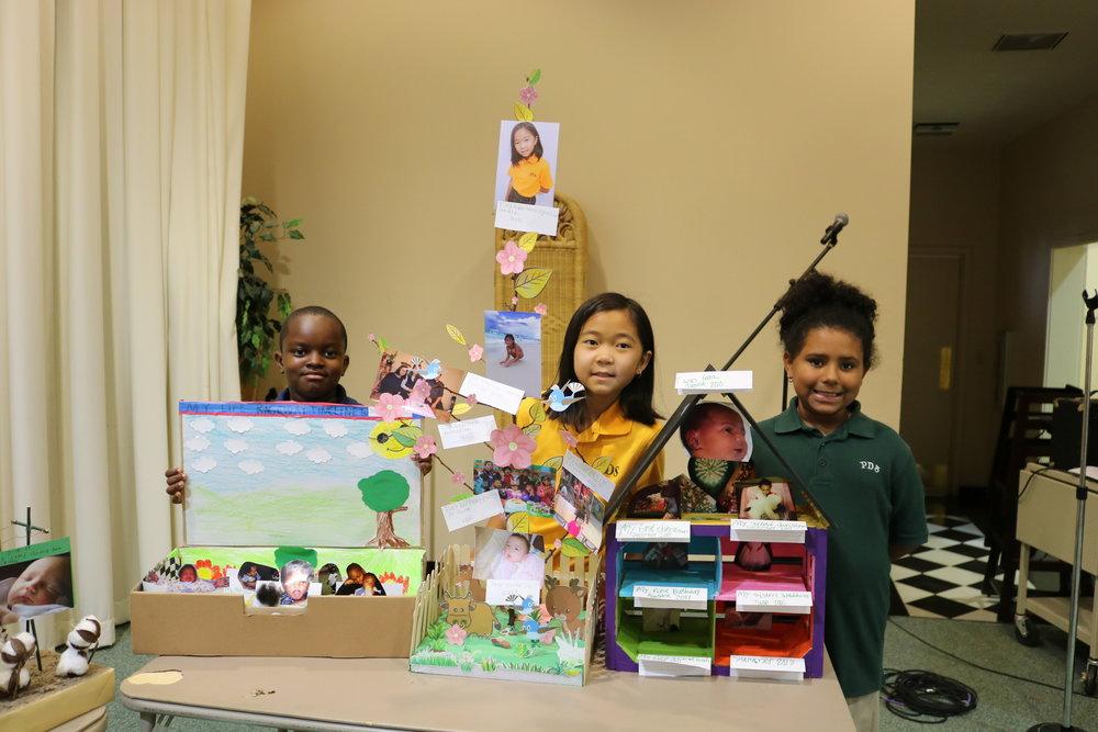 3rd grade timeline projects presbyterian day school