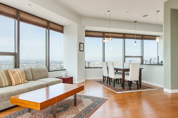 Corner Unit at 1100 Wilshire