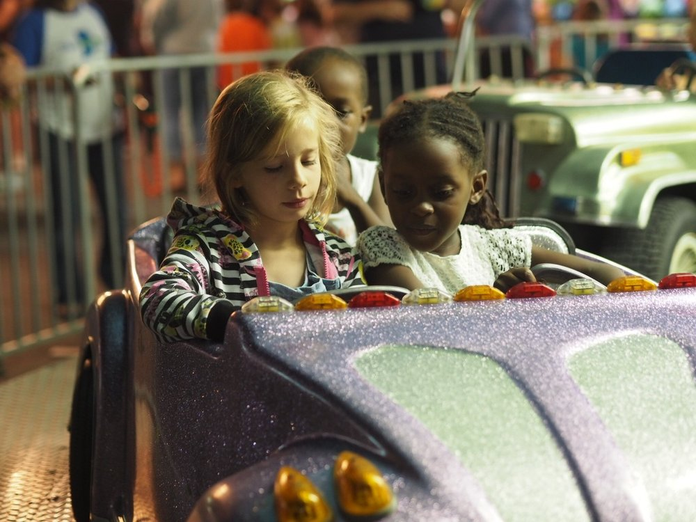 In 10 years this will be a real car & Alicia & I won't be allowed at the fair with them...