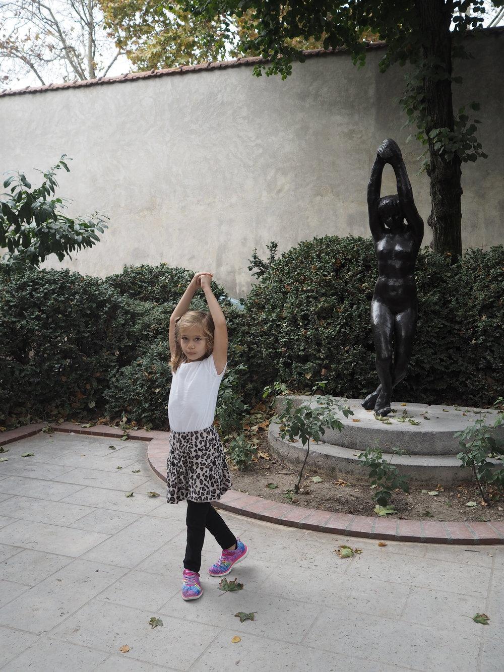 ballerina gi-irrrrrrl!