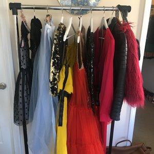 51bbf488 The Zara Polka Dot Organza Blouse Of Dreams! STYLETanaka Sotinwa 3 April  2019 mom style, Mummy Style, zara Comments · 40th in NYC - Planning My Looks