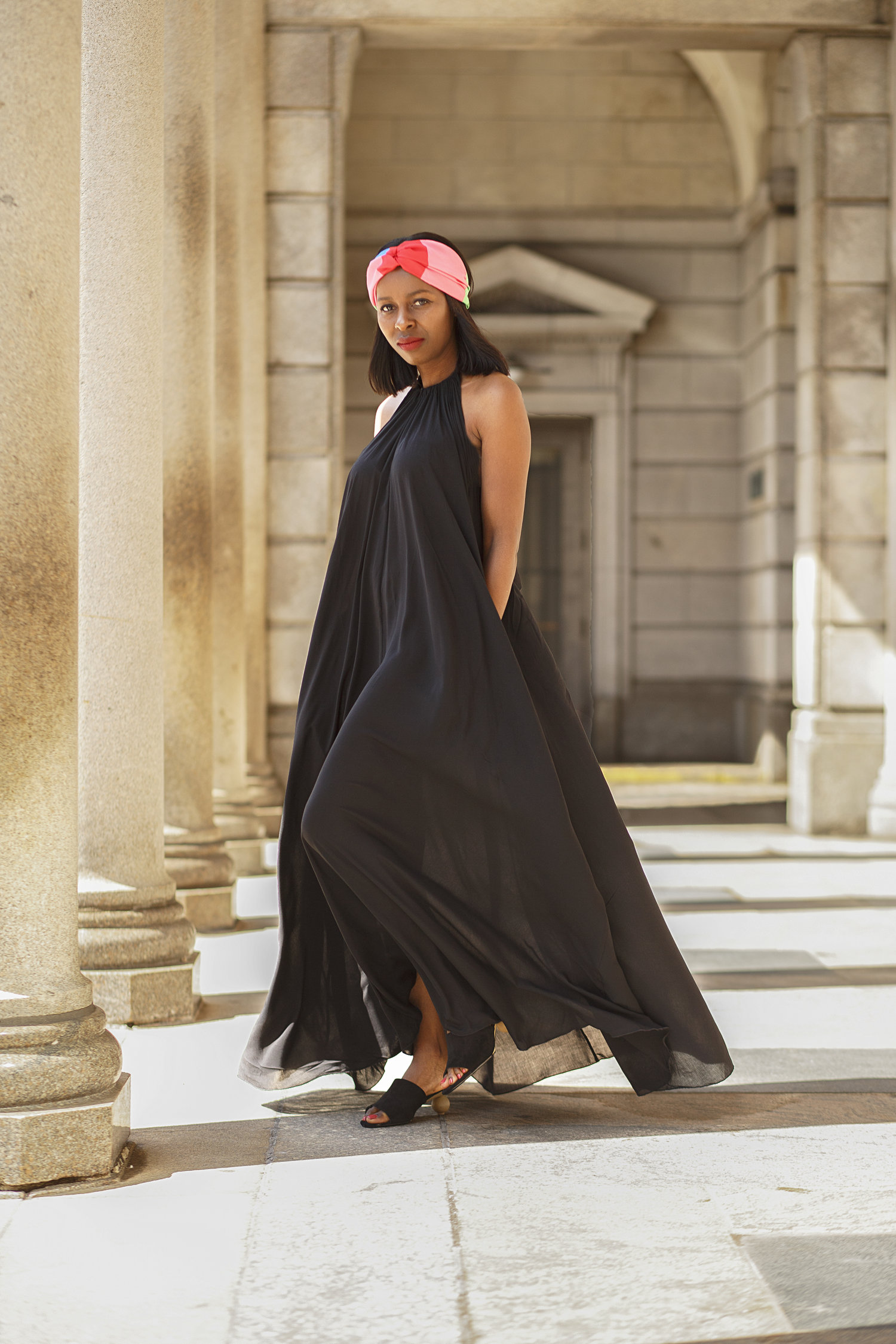 3ecefe2d She's a Long-Legged Woman Dressed in Black — whatmummywore