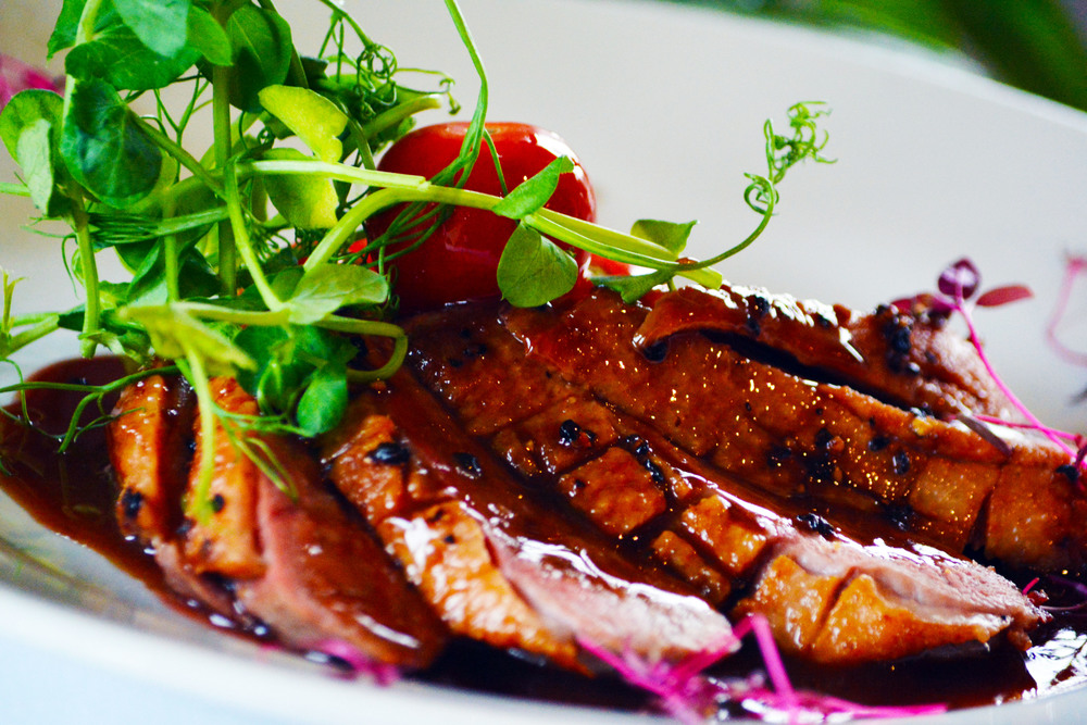 On the menu for 2016, succulent Duck Breast in a red currant jus. Wow your guests with wonderful flavours and perfect presentation...