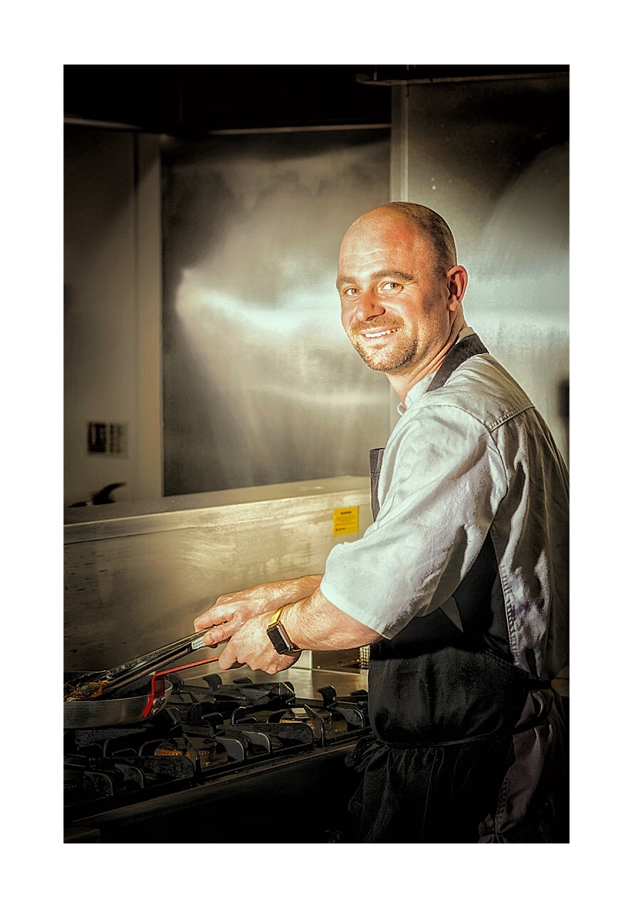 This is JJ, or Jon Jones. With nearly 20 years catering experience and a love of large scale catering JJ knows what it takes to produce quality food under pressure. Check our  testimonials  to see what others say about his food and service...