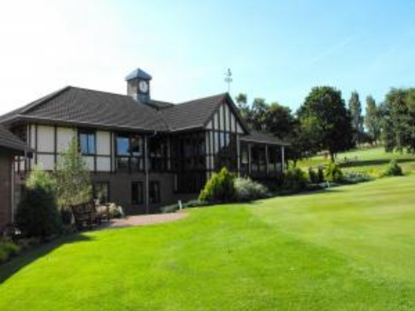 Enmore Park Clubhouse sits in the Quantocks, an area of outstanding natural beauty.
