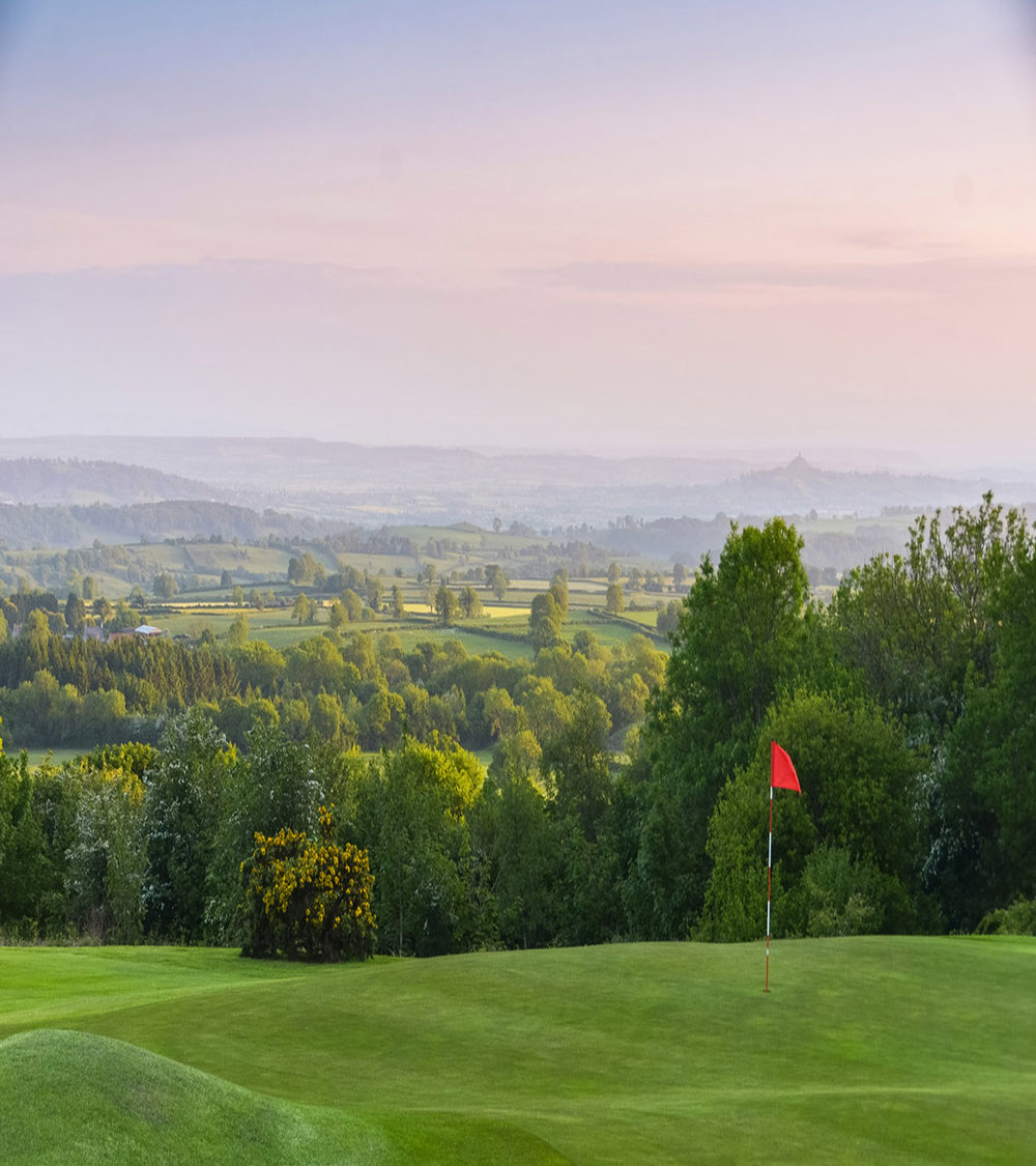The Mendip Golf Club sits within an area of outstanding natural beauty, the course is regarded as one of the best in the region.