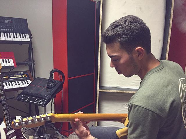 DJ is now up for tracking. #musicalinstrument #synthpop #pop #funk #guitar #guitarist #music