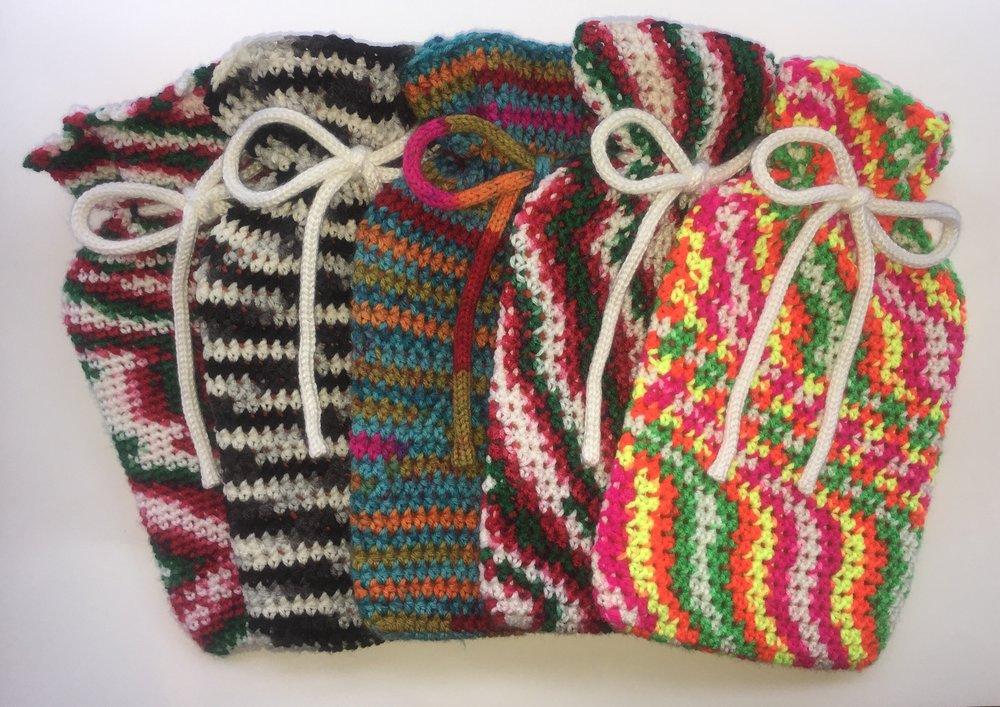 Hot Water Bottle Cover — 24 Carat Crochet