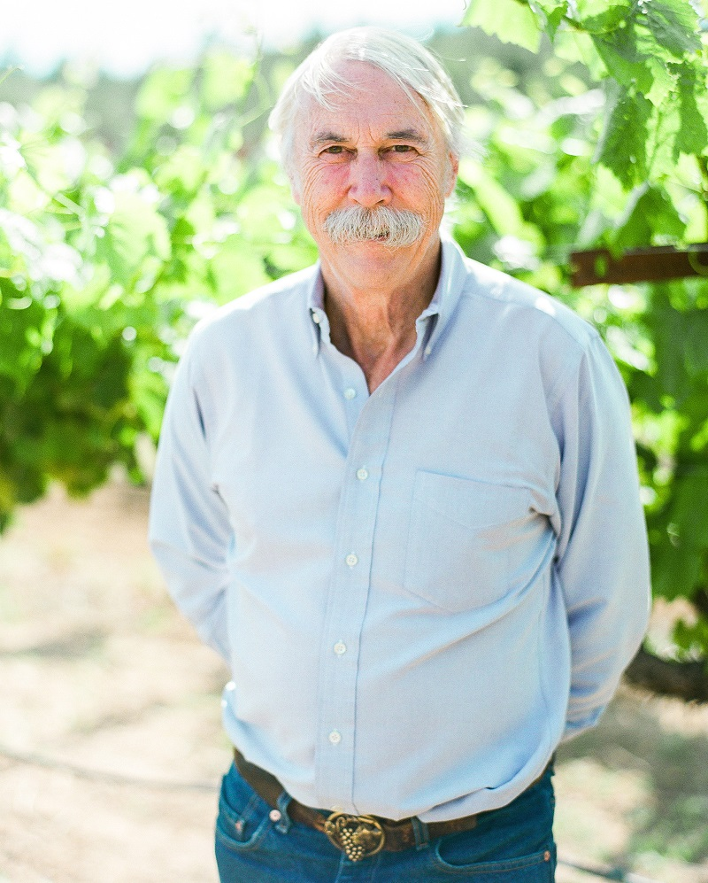 Meet randy at the Grand Vintner's Dinner on  February 18