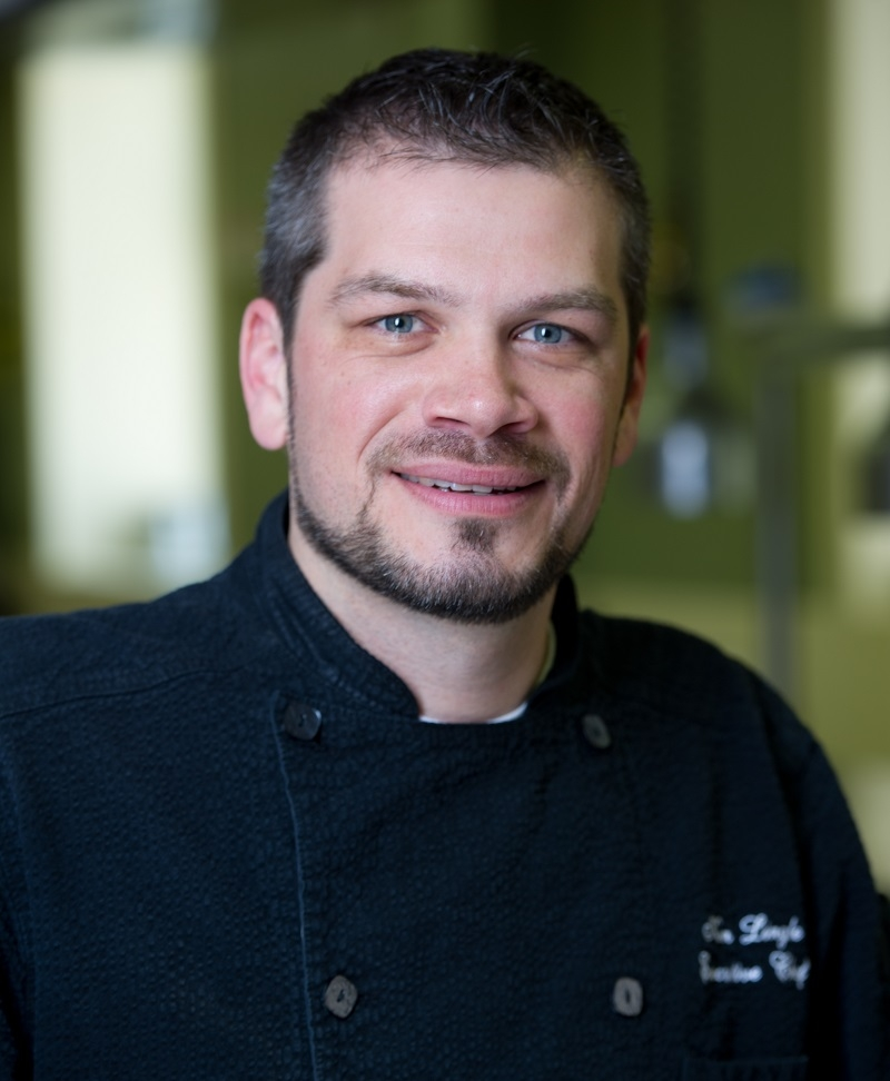 Taste CHef Lingle's culinary creations  throughout the festival