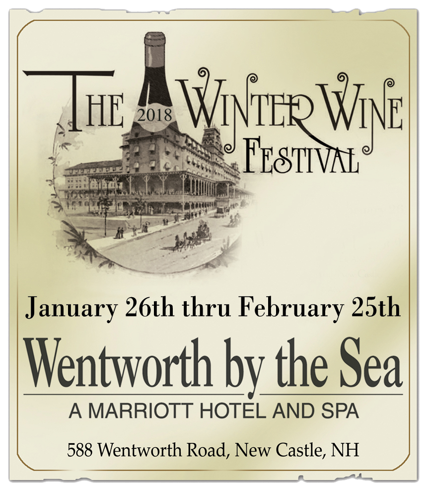 2018 Winter Wine Festival
