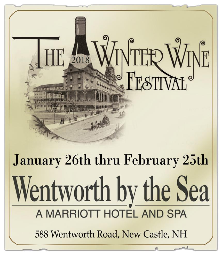 2019 Winter Wine Festival