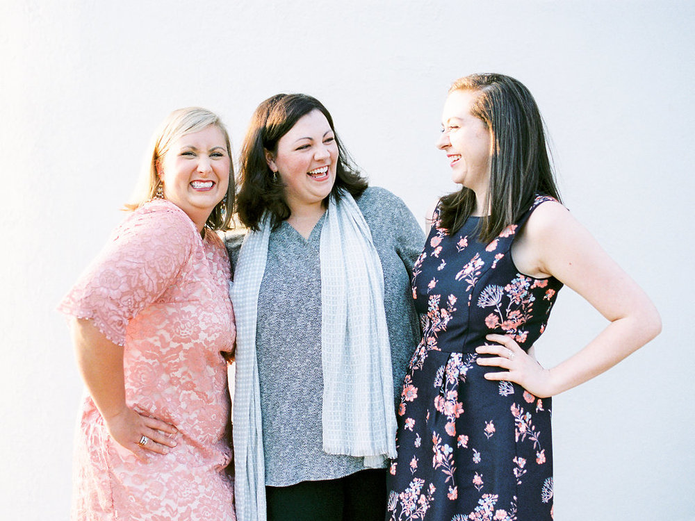 Betsy, Becca & Brittany | Photography by Lauren Jolly