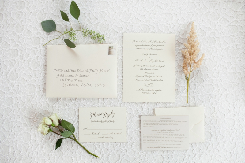 Wedding Etiquette for Addressing Envelopes Rebecca Rose Events – Save the Date Wedding Etiquette