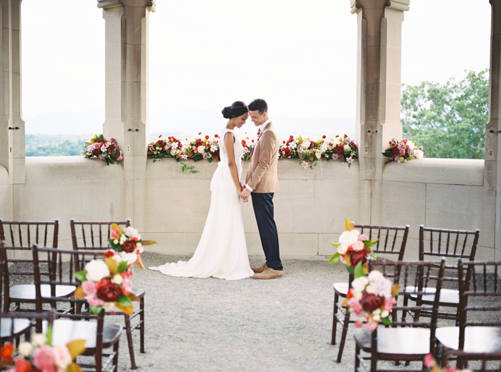 Wedding Ceremony at The Biltmore Estate