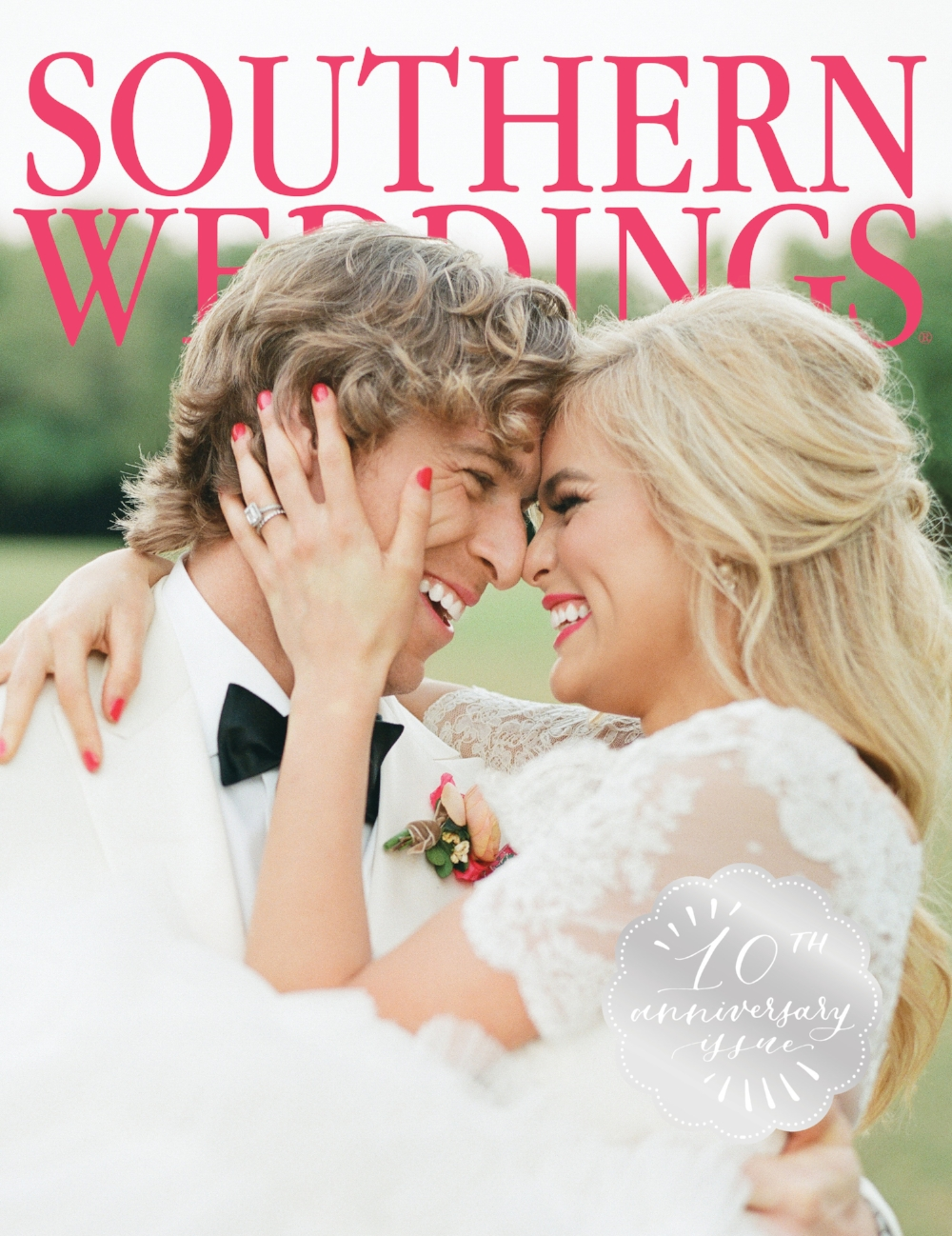 Southern Weddings v10 Magazine