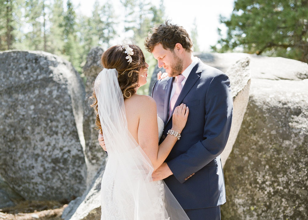 Lake Tahoe, CaliforniaDestination Wedding in Lake Tahoe - Brittany &  Lincoln