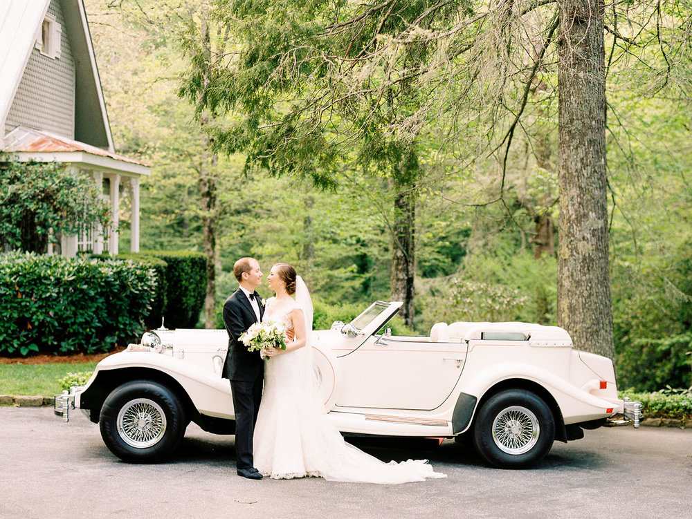 highlands, north carolinaDestination Wedding at Old Edwards - Sarah & Drew