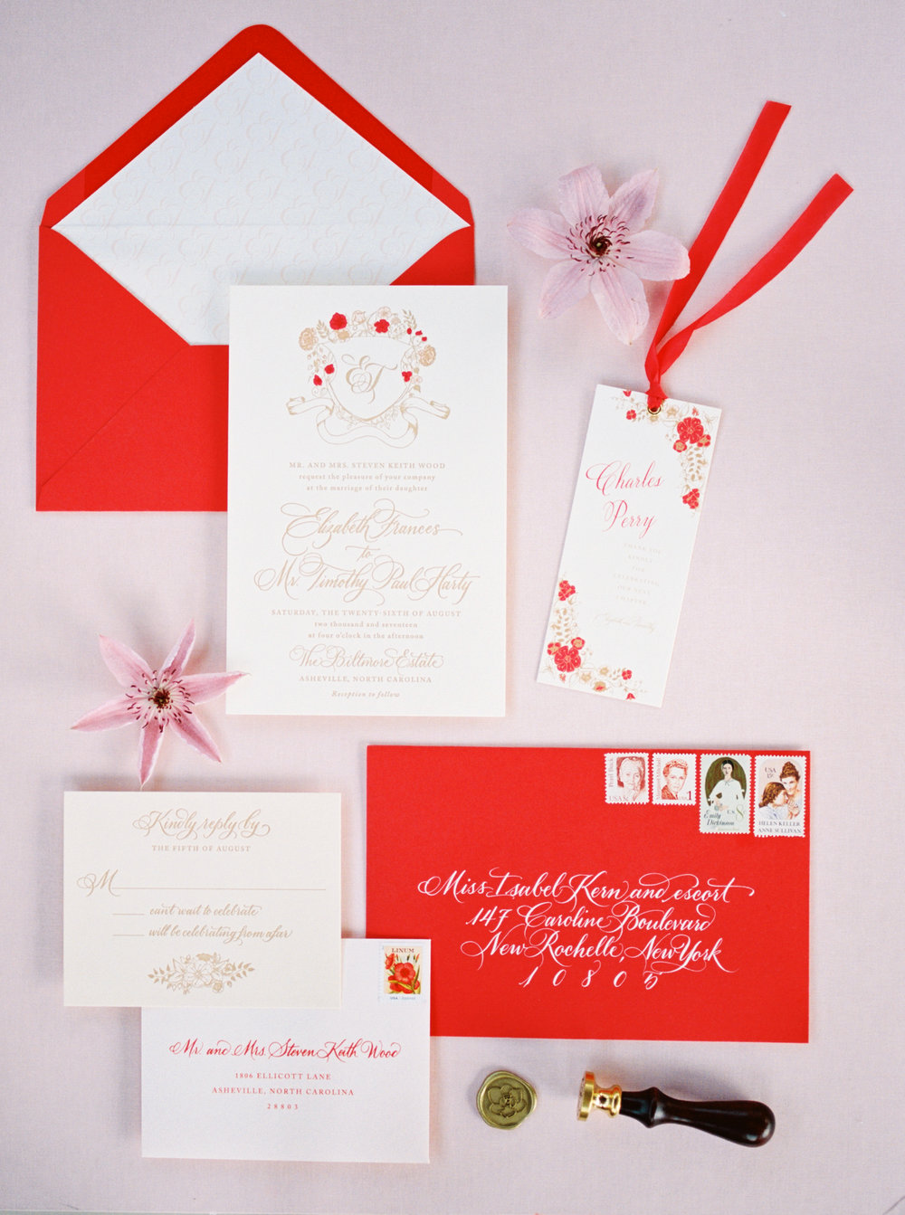 3 Reasons to Hire a Calligrapher for Your Wedding — Destination ...