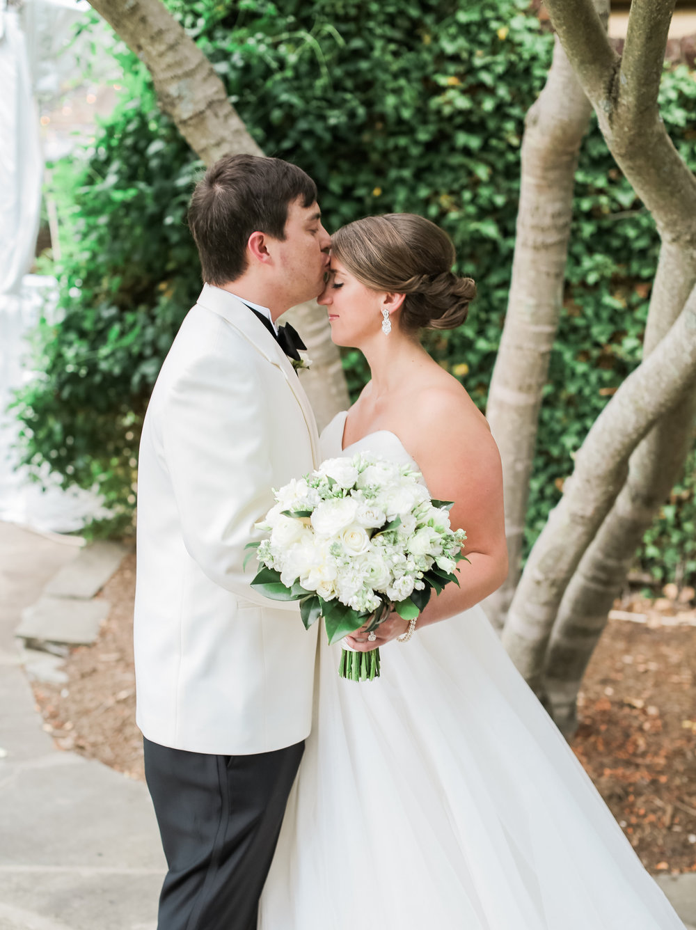 Landon Jacob Photography  | First Look at  The Graylyn Estate  in Winston-Salem, North Carolina