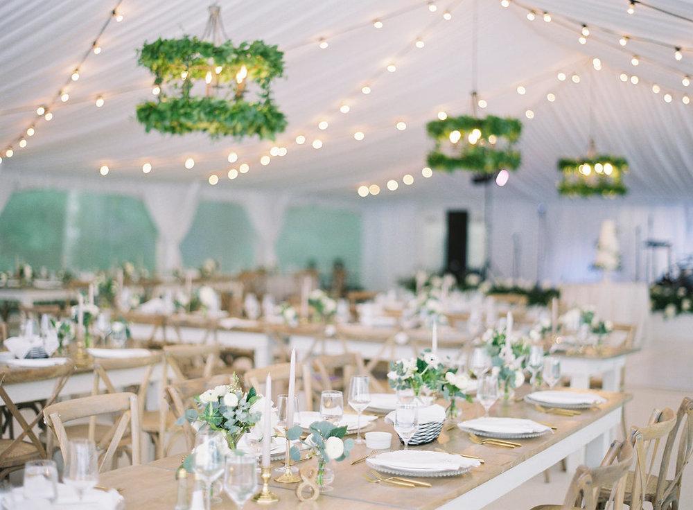 tented private estate wedding — destination wedding planner