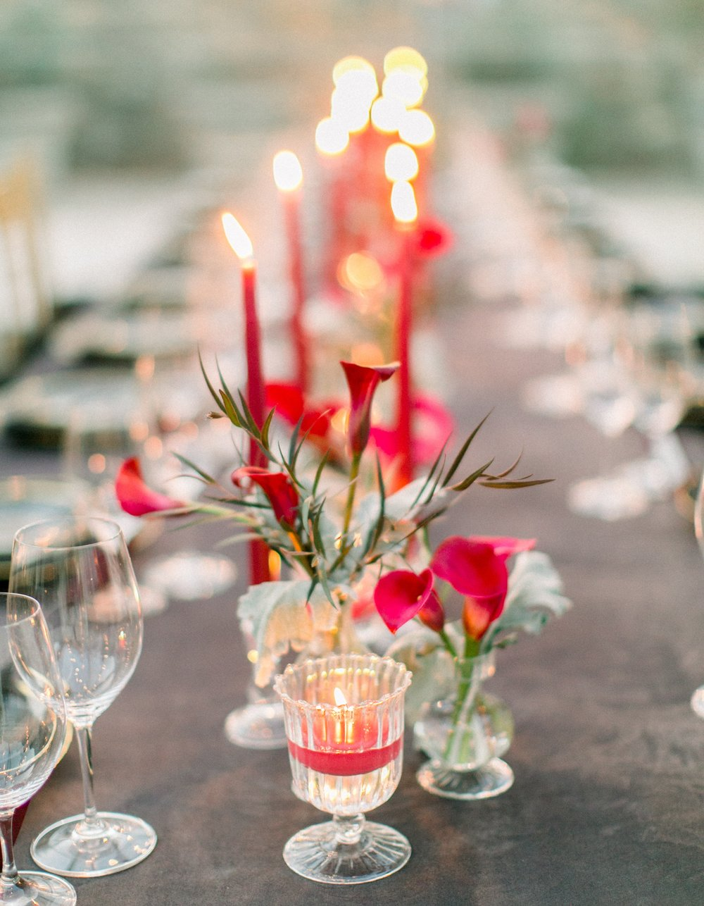 Rehearsal+Dinner+at+Graylyn+Floral+Design+by+Rebecca+Rose+Events