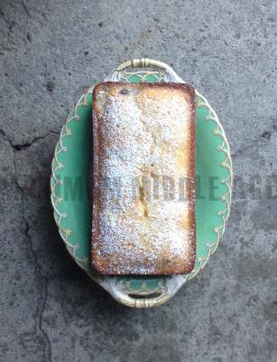IMAGE: JEN SELK /  Boom! That's a pound cake.