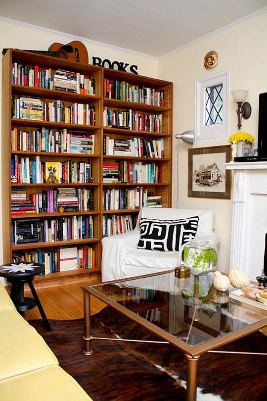 IMAGE: ABBY COOK/APARTMENTTHERAPY.COM / The author's home
