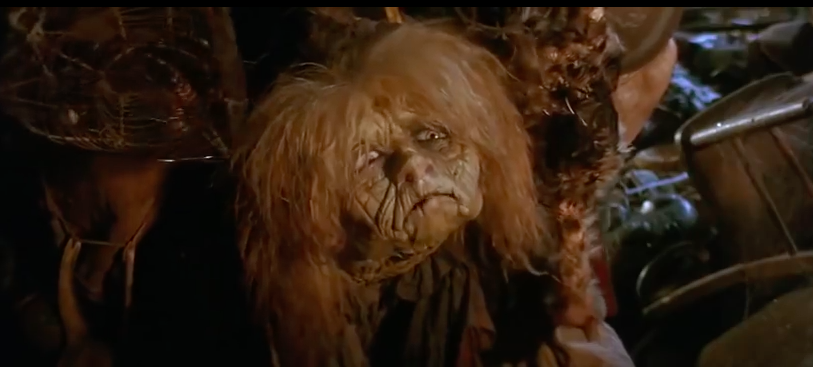 Get The Look: The Junk Lady From 'Labyrinth' — Maximum
