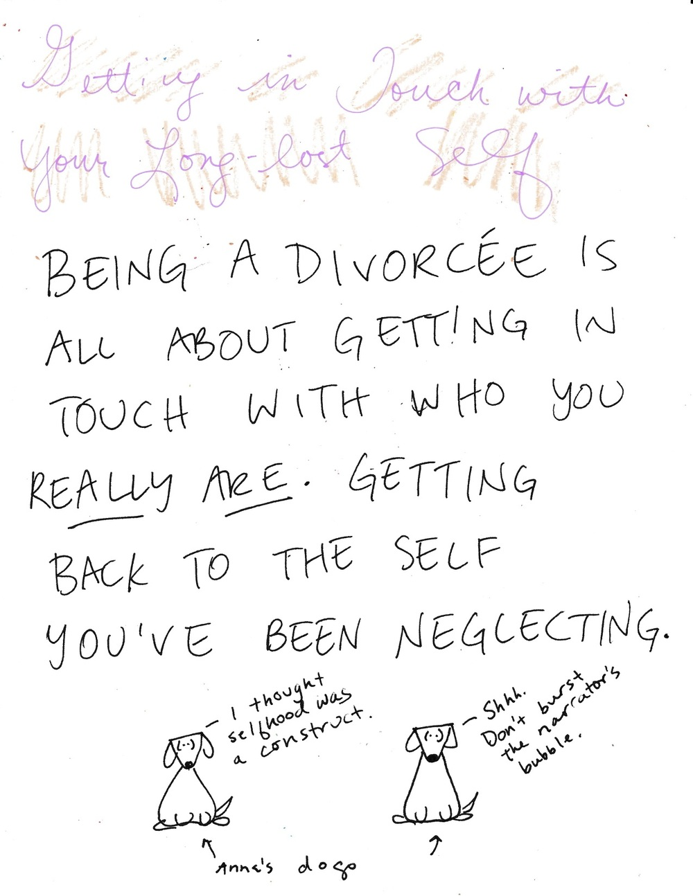 The Bad-At Coloring Book for Badass Divorcées: Getting in Touch With ...