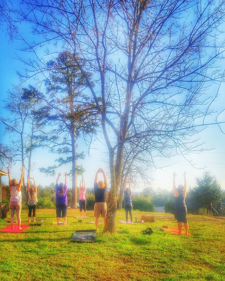 beer. farm. yoga.  Every Monday at 7pm starting June 4!