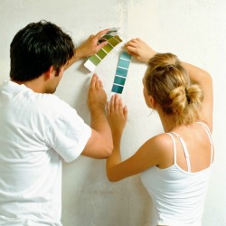 picking paint colors