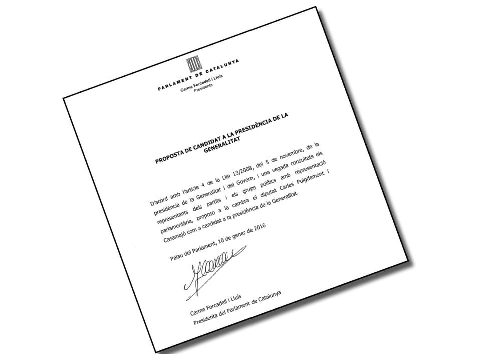 The Proposal Document