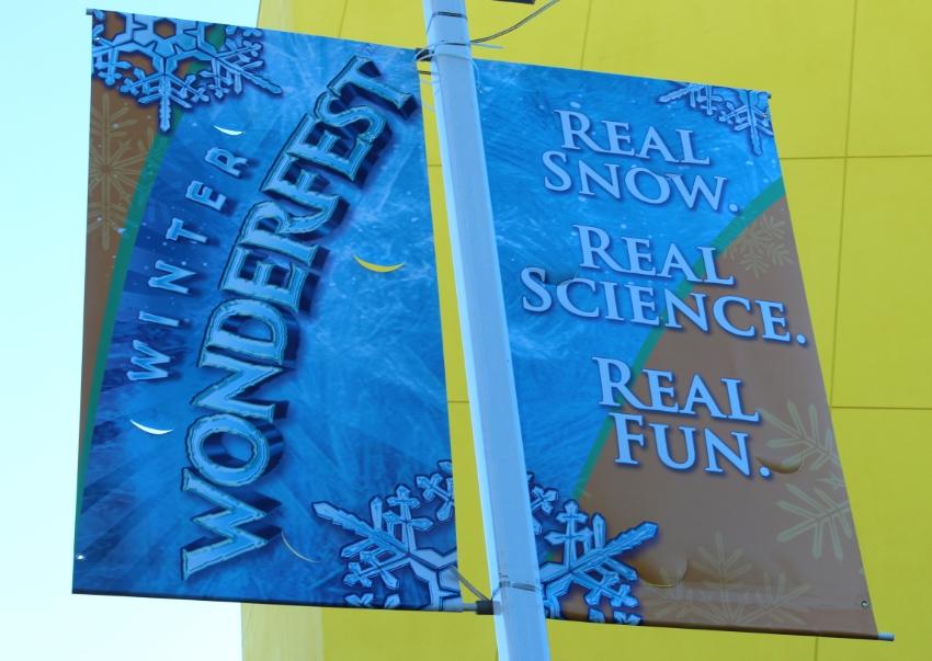 Discovery Cube Winter WonderFest