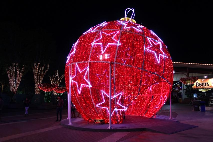 Largest Walk Thru Ornament