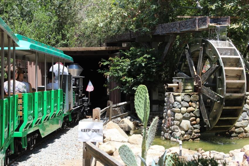 Irvine Railroad Park