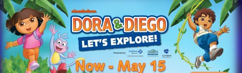 Dora the Explorer Discovery Cube OC