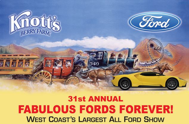 fabulous Fords Forever Buena Park