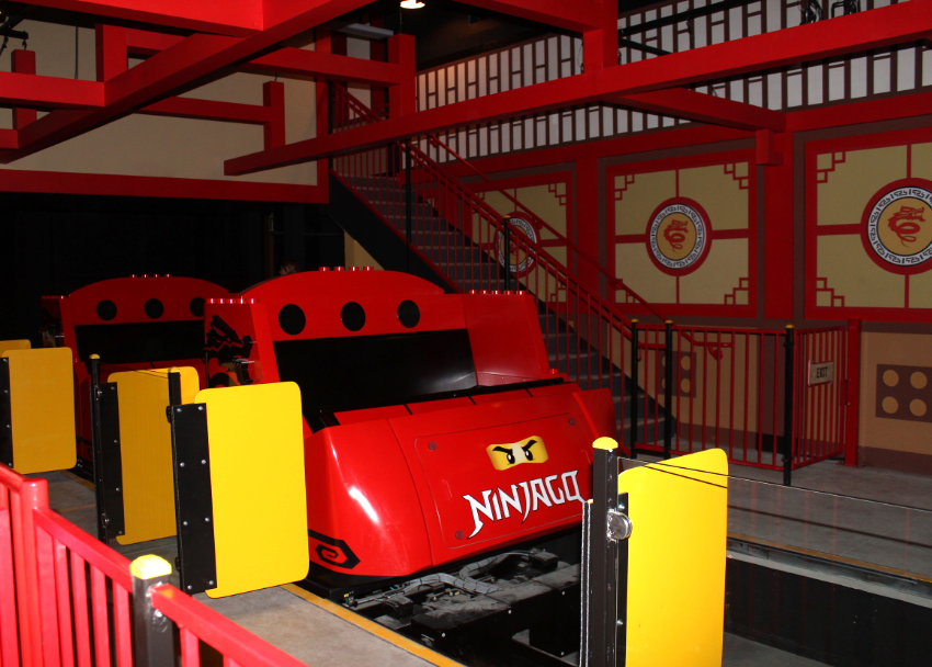 Ninjago the Ride!