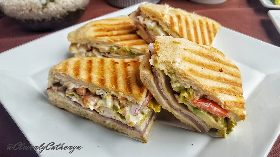 The Bostonian Panini, hands down my favorite,  I like my food with a little heat.