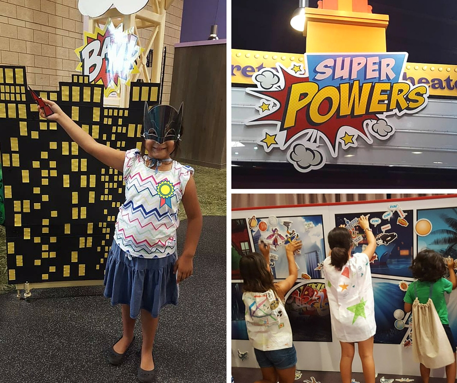 Pretend City Super Powers Exhibit (c) Cleverly Catheryn
