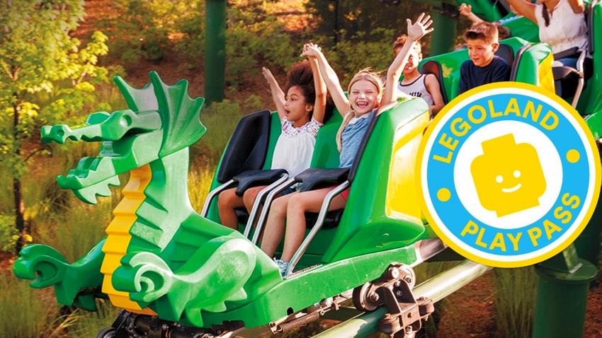 Legoland California Play Pass